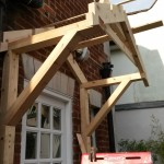 carpentry/roof 2, Wimbledon Village