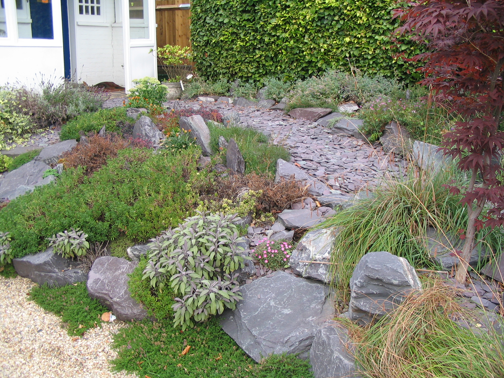 rockery composition/maintenance, Wimbledon Village other