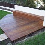 landscaping/decking final
